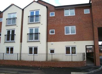 Thumbnail 2 bed flat to rent in Delamere Court, St Marys Street, Crewe