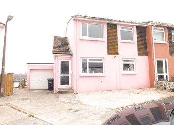 Thumbnail 2 bed flat to rent in Harbourview Close, Brixham