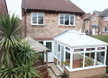 Thumbnail 4 bed detached house for sale in Swallows End, Pomphlett, Plymstock, Plymouth