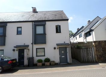 Thumbnail 2 bed end terrace house to rent in Northey Road, Bodmin, Cornwall