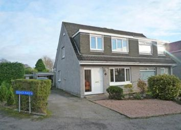Thumbnail 3 bed semi-detached house to rent in Leddach Place, Skene, Westhill