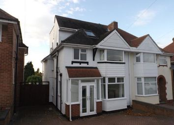 Thumbnail 4 bedroom semi-detached house for sale in Groveley Lane, Birmingham, West Midlands