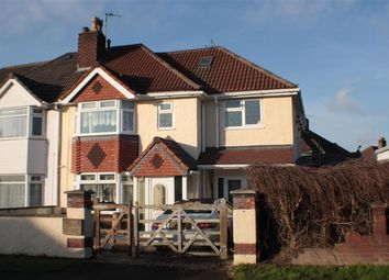 Thumbnail 4 bed semi-detached house for sale in Headley Park Road, Headley Park, Bristol