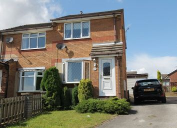 Thumbnail 2 bed semi-detached house to rent in Wareham Grove, Dodworth, Barnsley