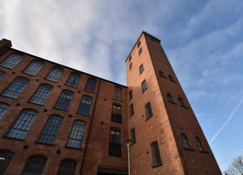 Thumbnail 1 bed flat for sale in The Lace Mill, Anglo Scotian Mills, Beeston
