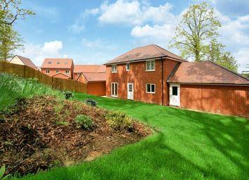 Thumbnail 4 bed detached house for sale in Oaklands Avenue, Rowlands Castle, Hampshire