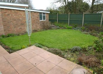 Thumbnail 3 bed semi-detached bungalow for sale in Castle Drive, Whitfield, Dover