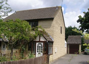 Thumbnail 2 bedroom semi-detached house to rent in Willowbrook, Stanton Harcourt, Witney
