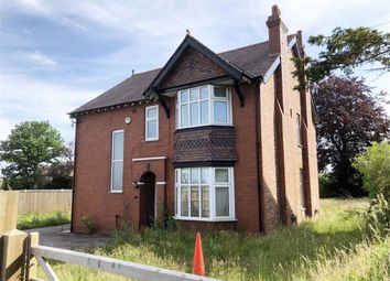 Thumbnail 4 bed detached house for sale in Woodford Road, Woodford, Stockport