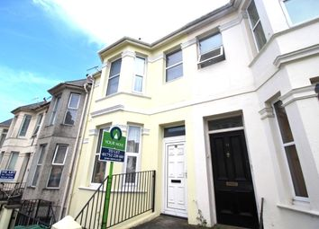 Thumbnail 2 bed flat to rent in Ashford Road, Plymouth