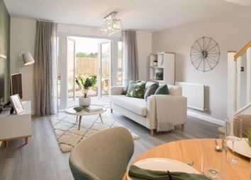 "Thumbnail 2 bedroom terraced house for sale in ""Richmond"" at Southern Cross, Wixams, Bedford"