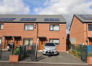 Thumbnail 3 bed terraced house for sale in Beastow Road, Manchester