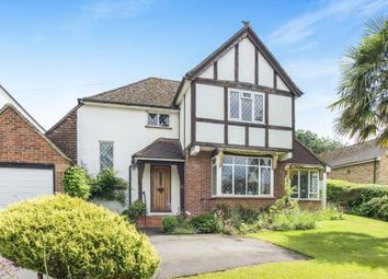 Thumbnail 3 bedroom detached house for sale in Esher, Surrey