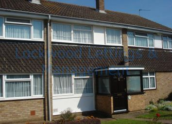 Thumbnail 3 bed terraced house to rent in West Close, Ashford