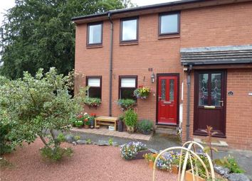 Thumbnail 1 bed flat for sale in Glebe Close, Dalston, Carlisle