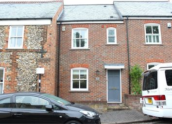 Thumbnail 3 bed terraced house for sale in The Old Works, Old London Road, St Albans, Hertfordshire