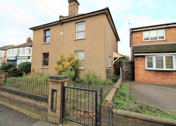 Thumbnail 3 bedroom semi-detached house for sale in North Street, Hornchurch