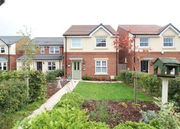 Thumbnail 4 bed detached house for sale in Bedeswell Close, Hebburn