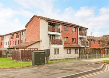 Thumbnail 1 bed flat for sale in Derwent Road, Raynes Park