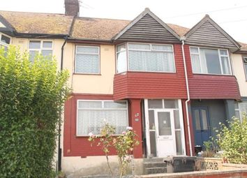 Thumbnail 3 bedroom terraced house for sale in Bourne Road, Gravesend, Kent, England
