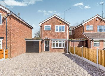 Thumbnail 3 bed detached house for sale in Uttoxeter Road, Longton, Stoke-On-Trent
