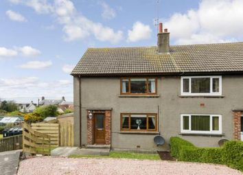 Thumbnail 3 bed semi-detached house for sale in Kennedy Drive, Dunure, Ayr, South Ayrshire