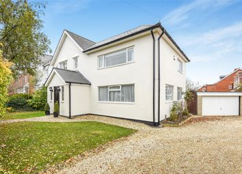 Thumbnail 4 bed detached house for sale in Old Bath Road, Leckhampton
