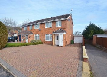 Thumbnail 3 bed semi-detached house for sale in Penfold Close, Bishops Tachbrook, Leamington Spa