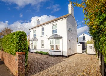 Thumbnail 5 bed detached house for sale in Wisbech Road, March