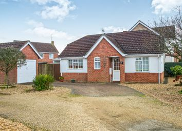 Thumbnail 2 bed detached bungalow for sale in Worsley Chase, March