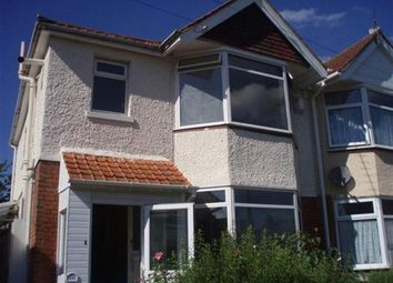 Thumbnail 5 bed semi-detached house to rent in Sherborne Road, Available July 2018, Southampton