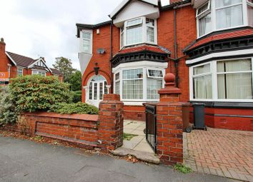 Thumbnail 3 bed semi-detached house for sale in Richmond Avenue, Prestwich, Manchester