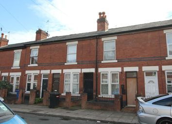 Thumbnail 2 bedroom terraced house to rent in Sutherland Road, Pear Tree, Derby