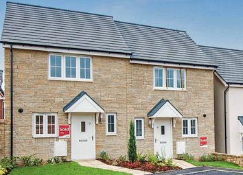 "Thumbnail 2 bedroom property for sale in ""The Amberley"" at Chard Road, Axminster"