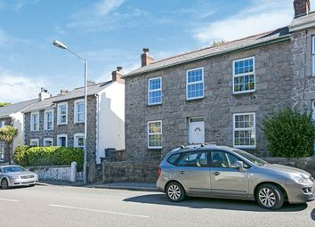 Thumbnail 3 bed end terrace house for sale in Falmouth Road, Redruth, Cornwall