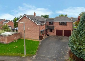 Thumbnail 4 bed detached house for sale in Brook Side, Ranton, Stafford, Staffordshire