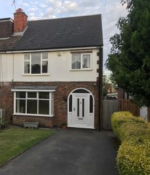Thumbnail 3 bed semi-detached house for sale in Normanton Lane, Littleover, Derby