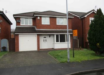 Thumbnail 4 bed detached house to rent in Pennine Lane, Golborne, Warrington, Cheshire