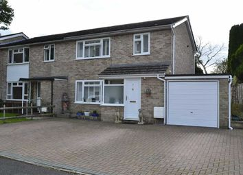 Thumbnail 3 bed end terrace house for sale in Strokins Road, Kingsclere, Berkshire
