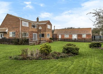 Thumbnail 4 bed detached house for sale in North Lane, Welwick, Hull