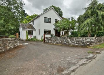 Thumbnail 5 bed detached house for sale in Felindre, Cwmdu, Crickhowell