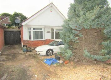 Thumbnail 2 bed detached bungalow to rent in Avon Road, Southampton