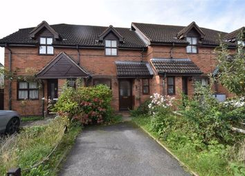 Thumbnail 2 bed terraced house to rent in Elgar Close, Ledbury, Herefordshire