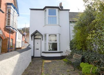 Thumbnail 3 bedroom end terrace house for sale in Fore Street, Shaldon, Devon