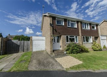 Thumbnail 3 bed semi-detached house for sale in Ashlea Close, Fair Oak, Eastleigh, Hampshire