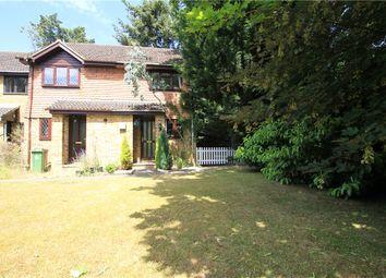 Thumbnail 2 bed end terrace house for sale in Oak Ridge, West End, Woking, Surrey