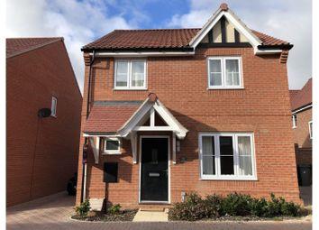 Thumbnail 4 bed detached house for sale in Nightingale Way, Martlesham, Woodbridge