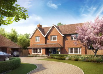 Thumbnail 5 bed detached house for sale in Crown Gardens, Crown Lane, Farnham Royal, Slough