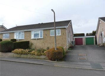 Thumbnail 2 bed semi-detached bungalow for sale in Thorn Bank Avenue, Oakworth, Keighley, West Yorkshire