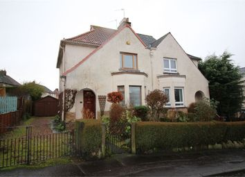 Thumbnail 3 bed semi-detached house for sale in Denend Crescent, Kirkcaldy, Fife